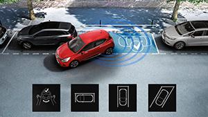Renault_Clio2_pysakointiavustin