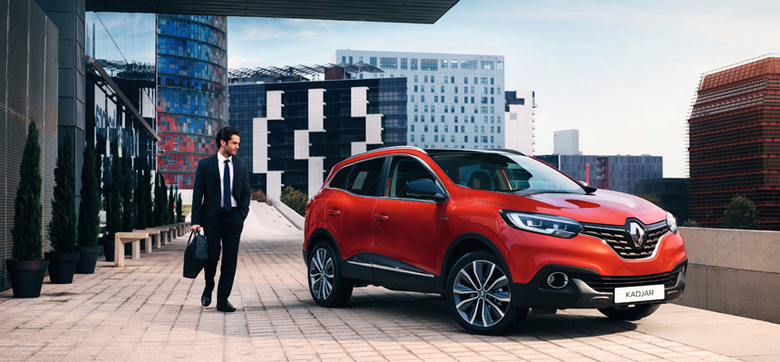 RENAULT KADJAR (HFE) - PHASE 1 - GERMANY VERSION