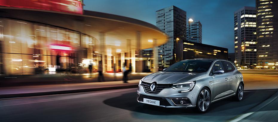 Uusi Renault MEGANE Sitä on intohimo. Tiedät, kun ajat.