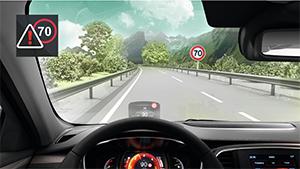 Renault_Talisman_avustimet_Liikennemerkkitunnistin