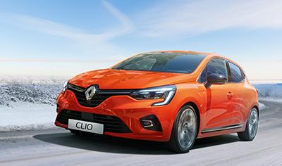 Täysin uusi Renault Clio – enemmän kuin kaunis.