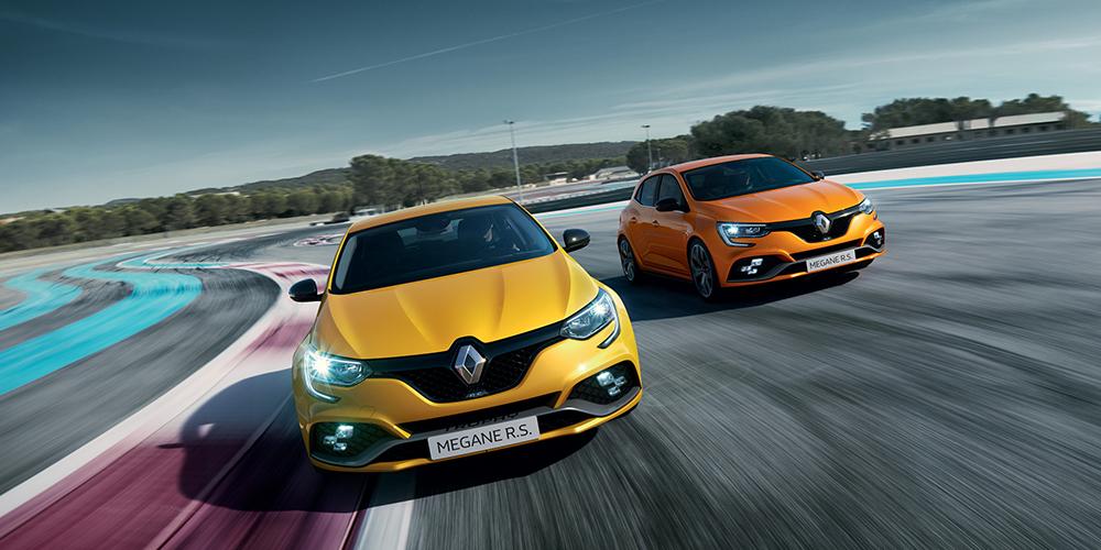 Renault Clio Rs >> Uudet Renault Megane R S Ja R S Trophy Tulevat Suomeen