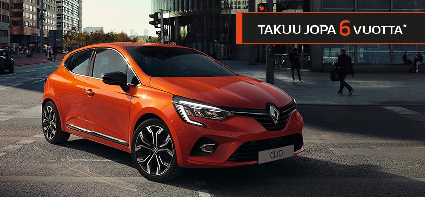 Renault Clio Sport >> Uusi Clio Renault Suomi