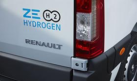 Renaultin uusimmat pakettiautomallit toimivat vedyllä