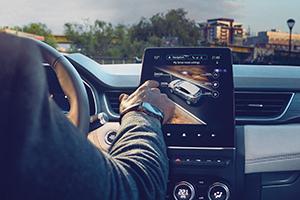 Uusi Renault Captur - Easy Link